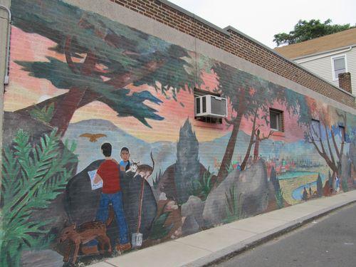 Childrens mural 080611