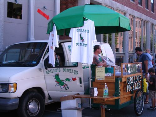 Pickle cart 071711