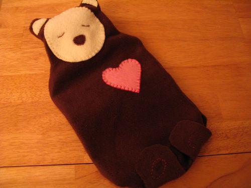 Sleepy bear 022011