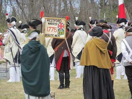 Brits and colonists 040712