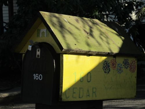 House mailbox 040612