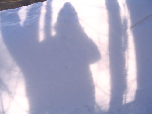 My shadow 012211